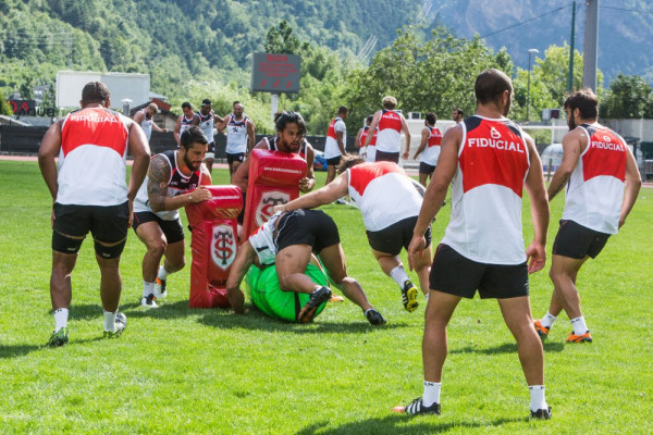 Primers entrenaments de l'Stade Toulousain – El Periòdic d'Andorra