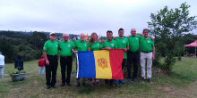 Garcia i Armengol acaben 17ns al Mundial per parelles de pitch and putt