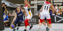 Andorra acull l'Europe Cup Qualifier FIBA 3x3
