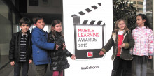 Pau Claris obté el segon premi de Mobile Learning Awards