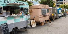 'Food trucks' a la Festa Major d'Escaldes-Engordany
