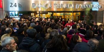 Andorra, BPA, cas BPA, Vall Banc, Plataforma d\'afectats, intercanvi automàtic d\'informació, Jordi Cinca, Anna Solé, Gema Martínez, INAF, AREB