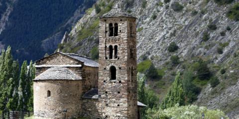 Polèmica per l'ús del castellà en una visita a Sant Joan de Caselles