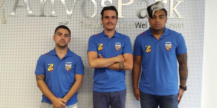 Tres fitxatges polivalents pel VPC – El Periòdic d'Andorra